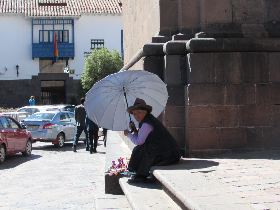 Cusco Woman