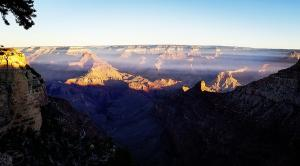 AZ Grand Canyon sunrise