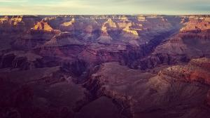 AZ Grand Canyon sunset